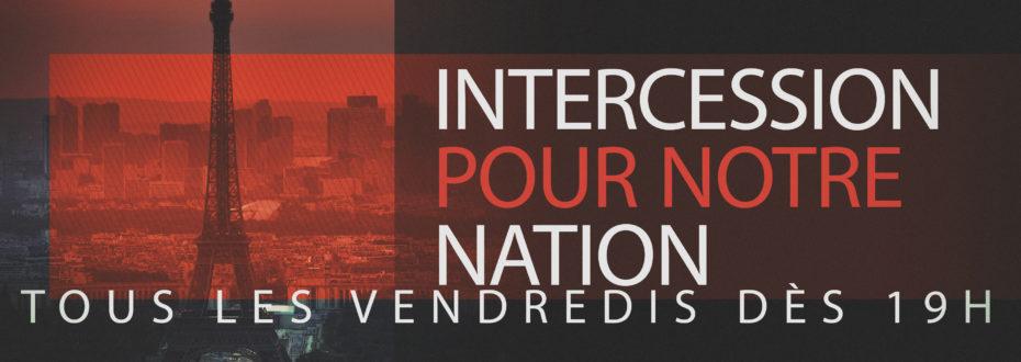 intercetion pour notre nation